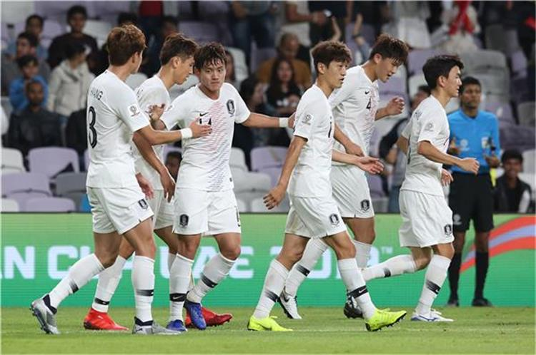 Video Asian Cup: South Korea go to China for the second round with a goal in Kyrgyzstan 1