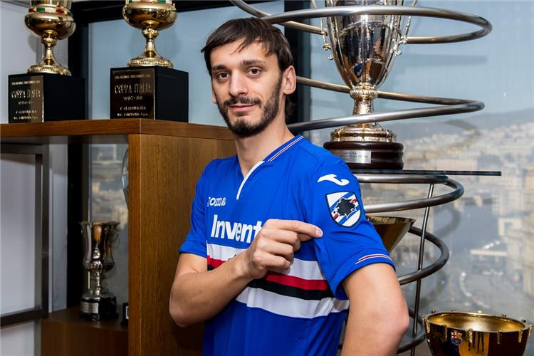 A new striker ignores Milan .. Jabadini is officially returning to Sampdoria 1