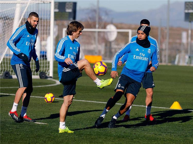 A shock to Solare in Real Madrid's preparations for Real Betis 1