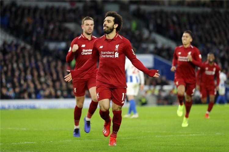 Video .. A special evaluation of Mohammed Salah after the victory of Liverpool in front of Brighton 1
