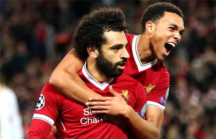 Arnold praises Salah after beating Brighton 1