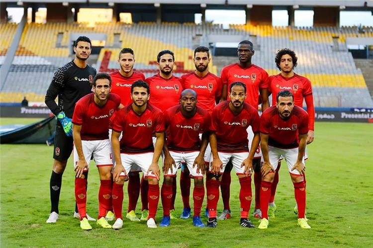 Formation of Ahly for the match Vita Club in the Champions League .. The emergence of Hussein Al-Shahat for the first time 1