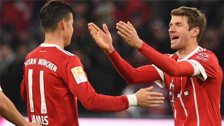 Muller explains the fact of his dispute with Khamis at Bayern Munich 1