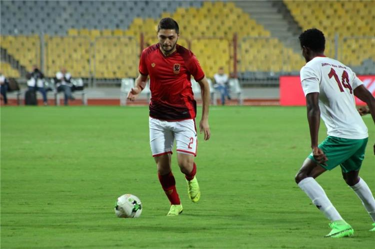 لاسارتي يستقر على بديل هشام محمد في مباراة شبيبة الساورة بدوري الأبطال