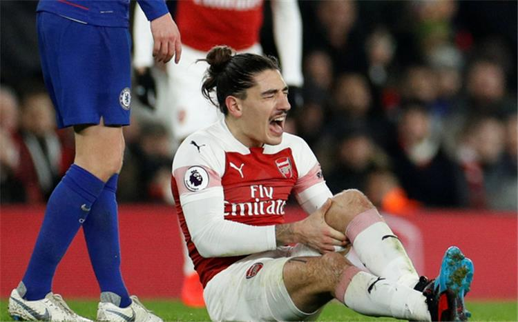 Arsenal fear of injury defender cruciate ligament 86