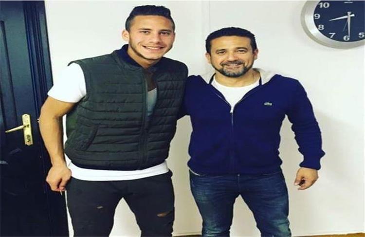 نادر شوقي ورمضان صبحي