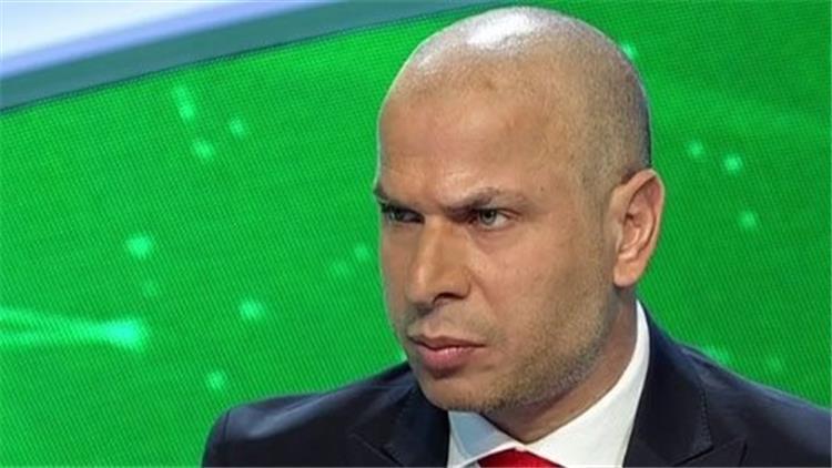 """وائل جمعة: """"للدرجة دي الأهلي مرعب"""""""
