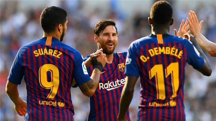 تقارير: مهاجم برشلونة يغيب عن مباراة الكلاسيكو أمام ريال مدريد
