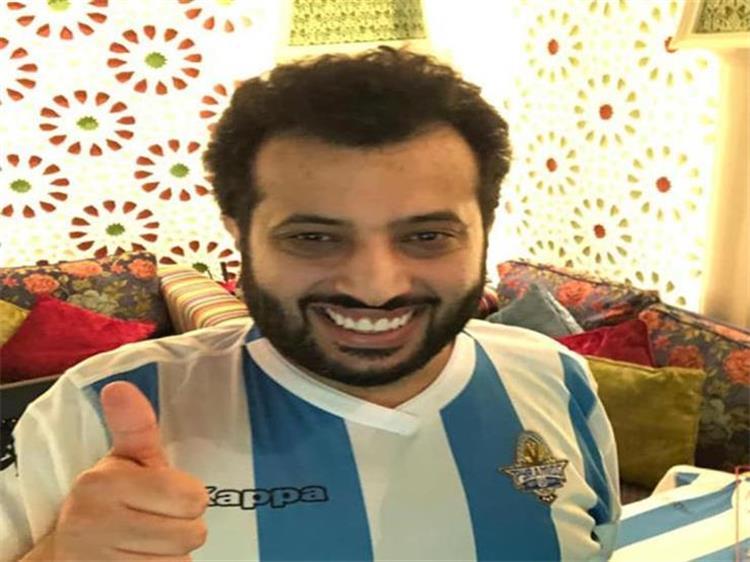 """تركي آل الشيخ بعد فوز بيراميدز أمام الداخلية: """"روح الفانلة الزرقاء +90"""""""