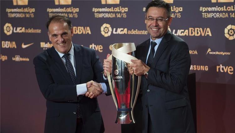 رئيس برشلونة يطالب بخوض عدد من مباريات الليجا خارج إسبانيا
