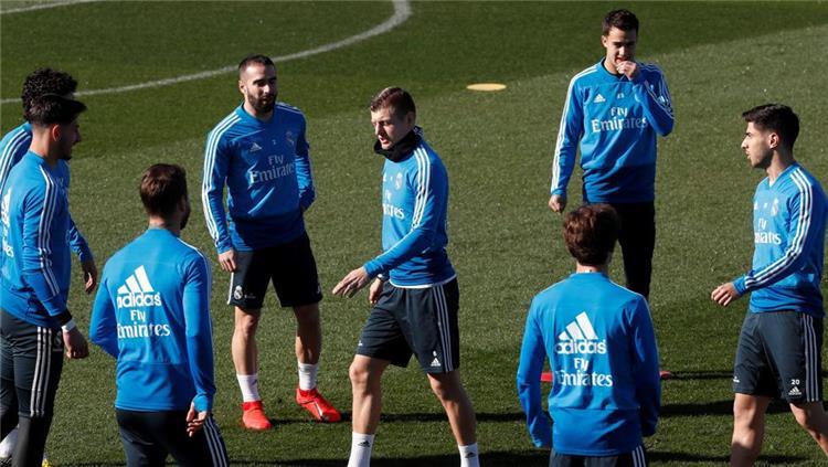 تزايد فرص لحاق نجم ريال مدريد بمواجهة ليفانتي في الليجا