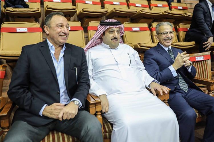 """تركي آل الشيخ لعضو مجلس إدارة الأهلي: """"أحب الرد على الكبير فيكم"""""""