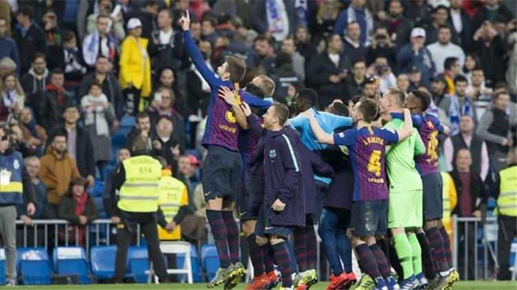 3 هتافات ساخرة من جماهير برشلونة لريال مدريد بعد الكلاسيكو