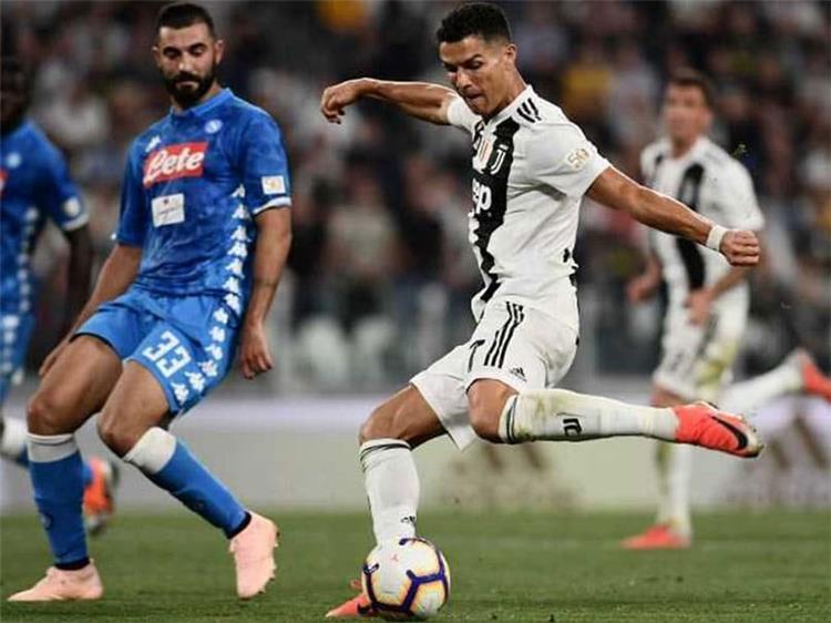 تشكيل المباراة | رونالدو يقود هجوم يوفنتوس وأنشيلوتي يدفع بإينسيني وميليك