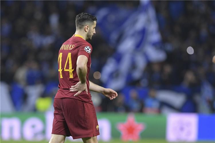 Rome receives a blow on Manolas injury 88