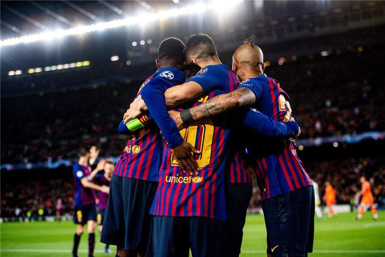 آس لاعبو برشلونة يختاروا خصمهم المفضل في ربع نهائي دوري الأبطال