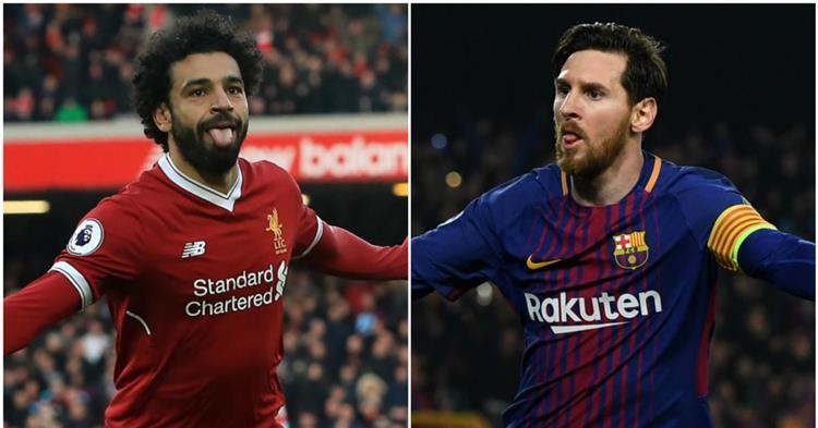 قرعة دوري أبطال أوروبا ليفربول في طريق برشلونة بنصف النهائي