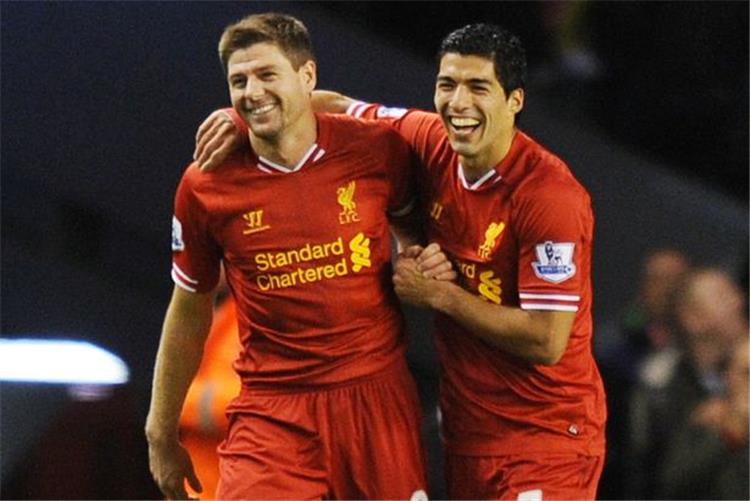 Suarez reveals Gerrard's role in preventing him from moving to Arsenal 84