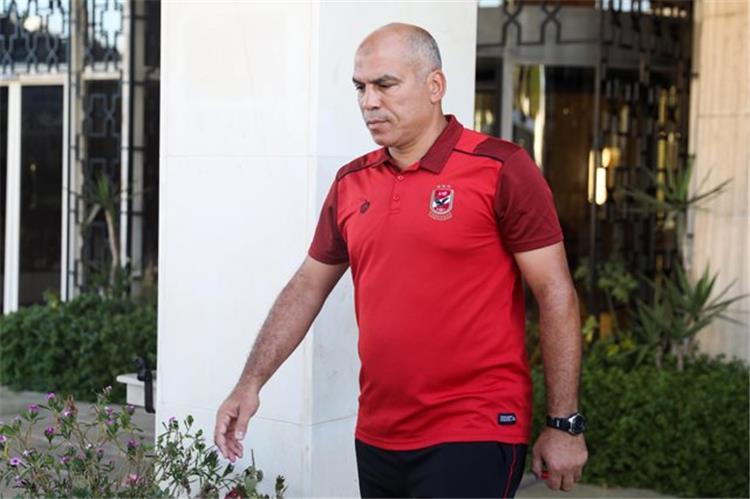 محمد يوسف المدرب العام للأهلي