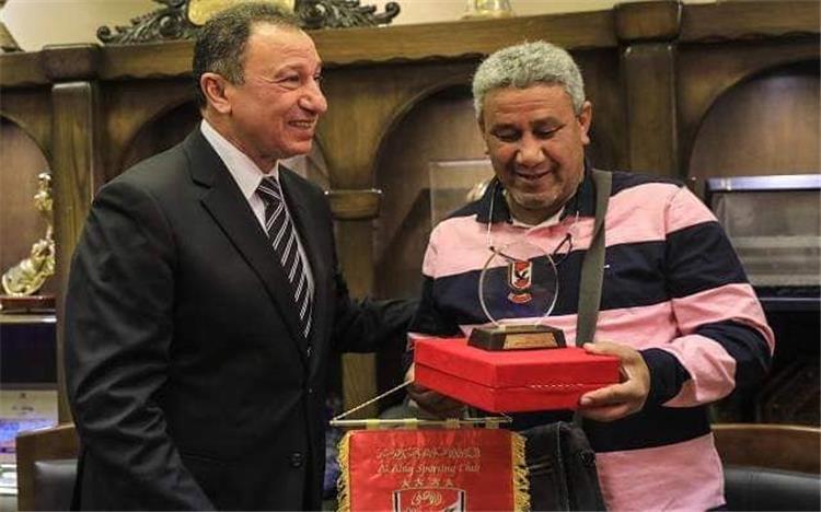 الخطيب ورئيس شبيبة الساورة