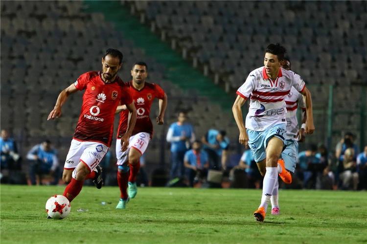 Al Ahli Football Club is a surprise in Al Ahly and Zamalek match 86
