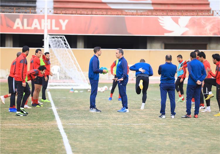 Al Ahli Football Club is a surprise in Al Ahly and Zamalek match 83