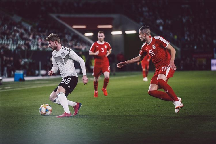 Video The draw resolves the face of Germany and Serbia friendly 88