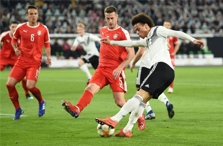 Video The draw resolves the face of Germany and Serbia friendly 87