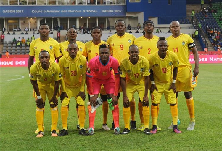 زيمبابوي وجمهورية الكونغو يتأهلان إلى أمم إفريقيا في مصر