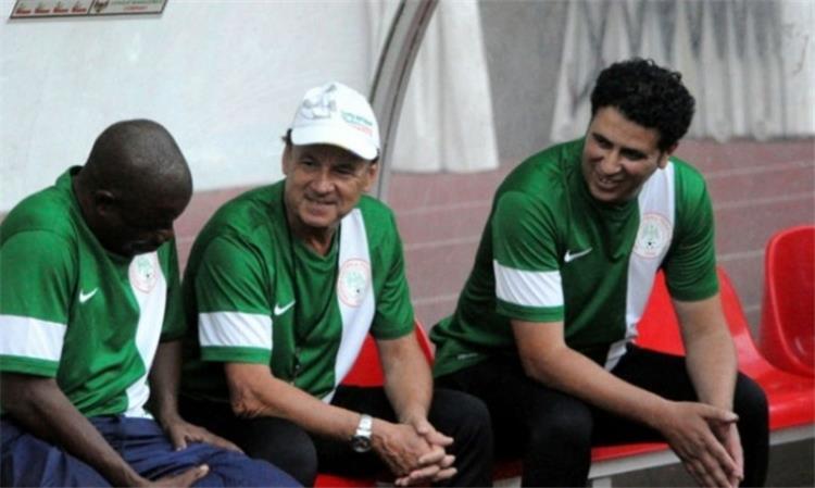 نبيل الطرابلسي المدرب العام لمنتخب نيجيريا
