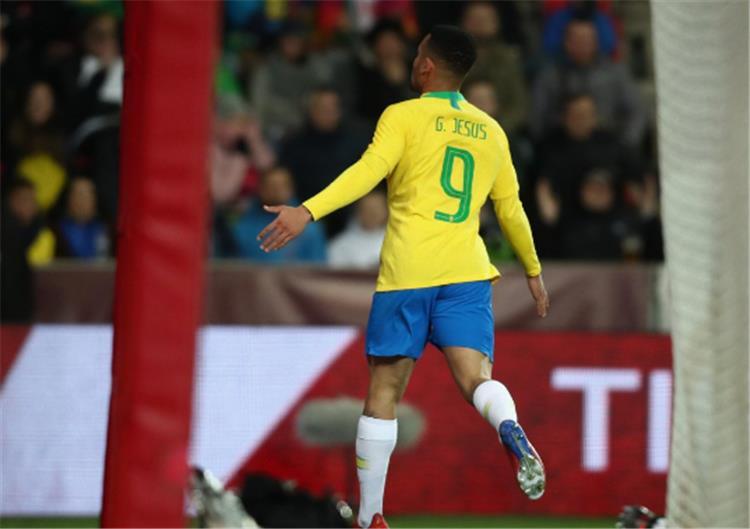 بالفيديو البرازيل تقلب الطاولة على التشيك وتحسم الفوز بثلاثية لهدف ودي ا