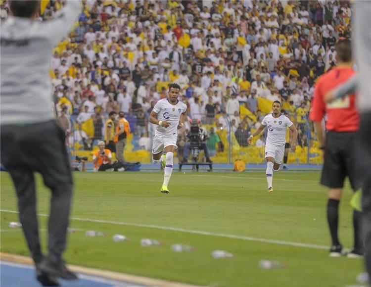 al-belaihi sends a message to the fans of al hilal after losing to al-nasr in the saudi league derby