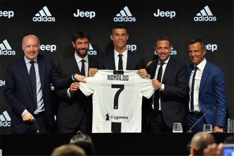 ماروتا يدافع عن نفسه بشأن صفقة كريستيانو رونالدو إلى يوفنتوس