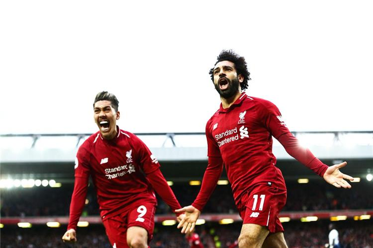 video liverpool make a historic achievement in the premier league after a deadly win over tottenham hotspur