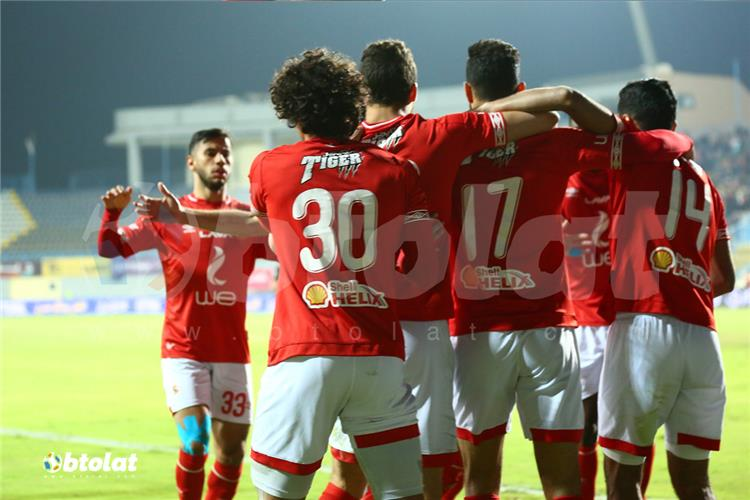 al-ahli aspires to hijack the top spot of the league for the first time from zamalek against al ittihad of alexandria