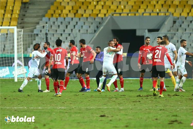 مدرب الأهلي يطالب بعقوبات رادعة على لاعبي الاتحاد السكندري