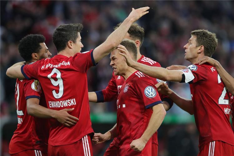 بالفيديو بايرن ميونخ يفلت من فخ هايدنهايم ويتأهل لنصف نهائي كأس ألمانيا في مباراة مجنونة