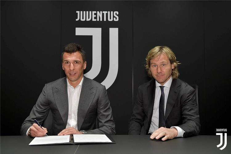 Mandzocic after renewed contract: We are fighting for the white and black .. Vlihia Juventus