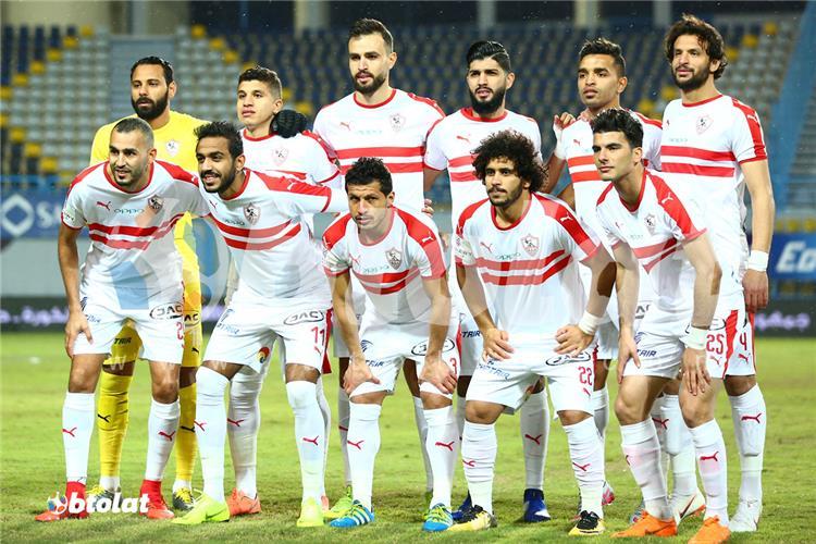 Zamalek vs Hassania Agadir in Confederation