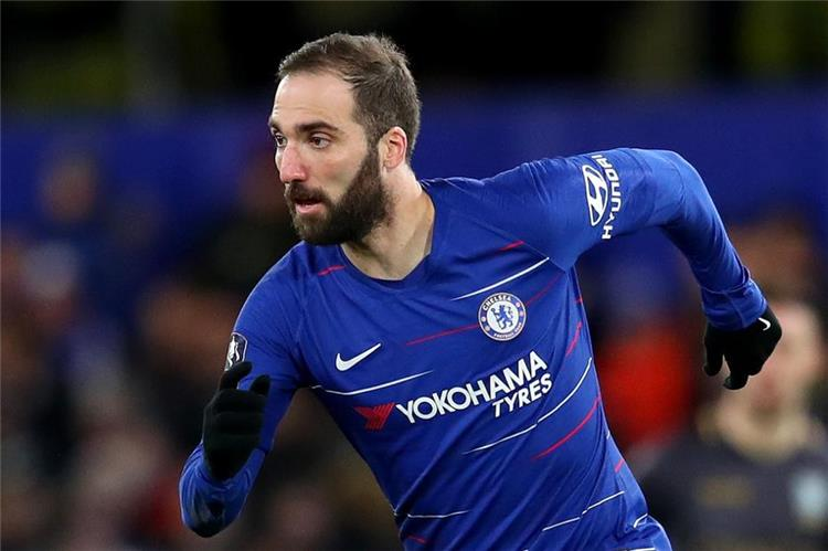 Higuain: I want to stay at Chelsea