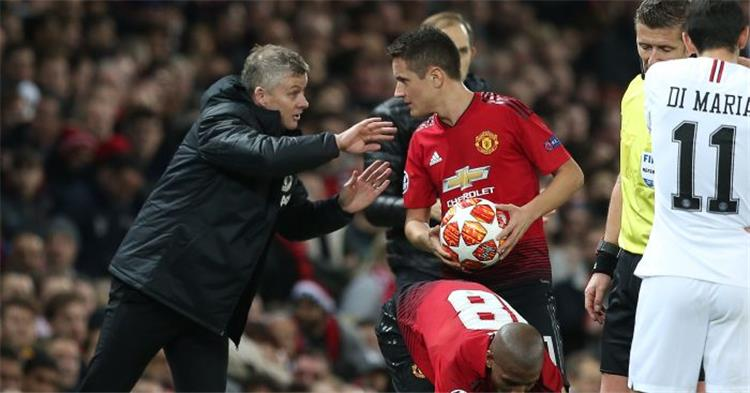 Solshire about Herrera's future: I can not comment!