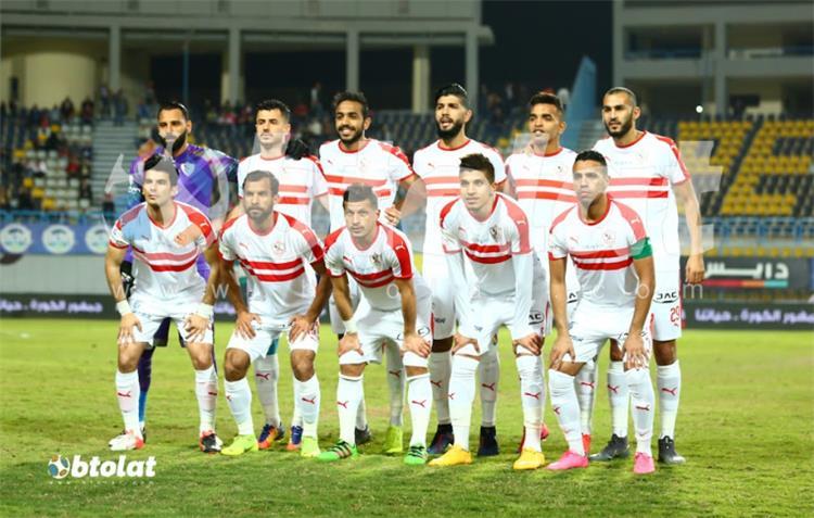 Zamalek in the task of restoring the lead against Ismaili B Egyptian league