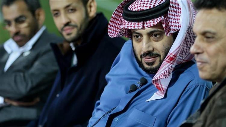 أول تعليق من تركي آل الشيخ على خسارة الأهلي من بيراميدز