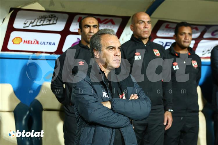 Lasarte reveals a suspension from the resignation and looks like Al Ahly Manchester City and confirms: I do not know the status of the Egyptian ball