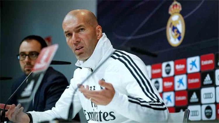 زيدان يكشف تطورات حالة مصابين ريال مدريد قبل مواجهة أتلتيك بلباو