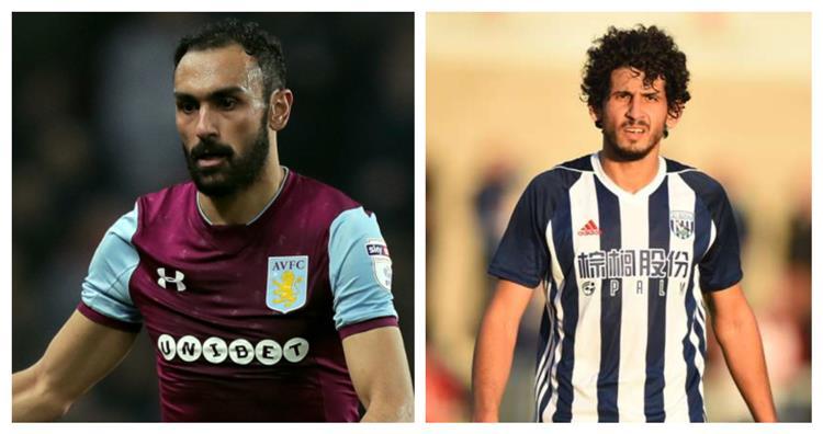 """وست بروميتش """"أحمد حجازي"""" وأستون فيلا """"المحمدي"""" يتأهلان لملحق تصفيات الدوري الإنجليزي"""