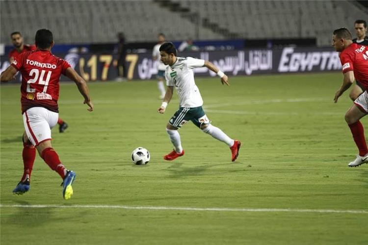 المسابقات تعلن نقل مباراة الأهلي والمصري من ملعب السويس