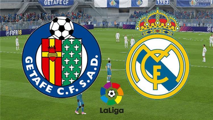 ريال مدريد وخيتافي