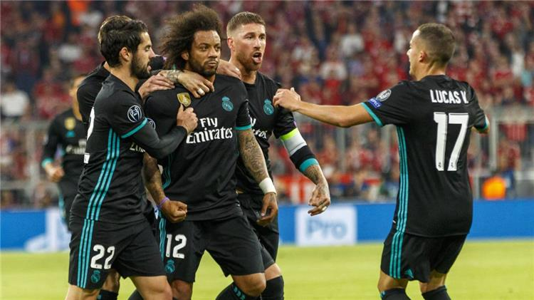 رسميًأ.. ريال مدريد يشارك في كأس أودي الودية