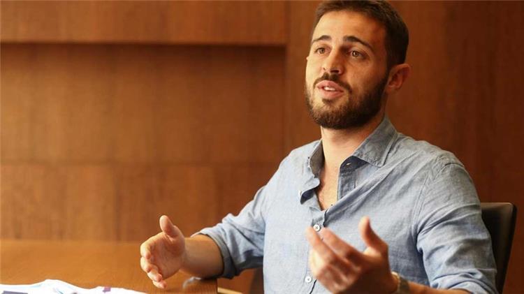 برناردو سيلفا يوضح حقيقة اقترابه من التوقيع لبرشلونة
